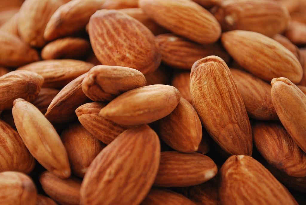 almonds OU Kosher certification