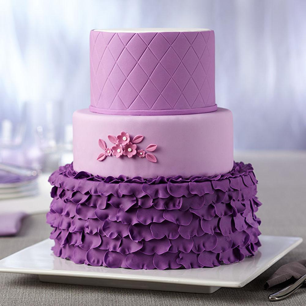 Wilton Purple Cake OU kosher certification