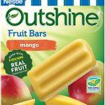 Dreyers Outshine Bars mango OU Kosher certification