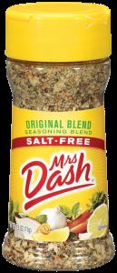 Mrs. Dash spice OU Kosher certification