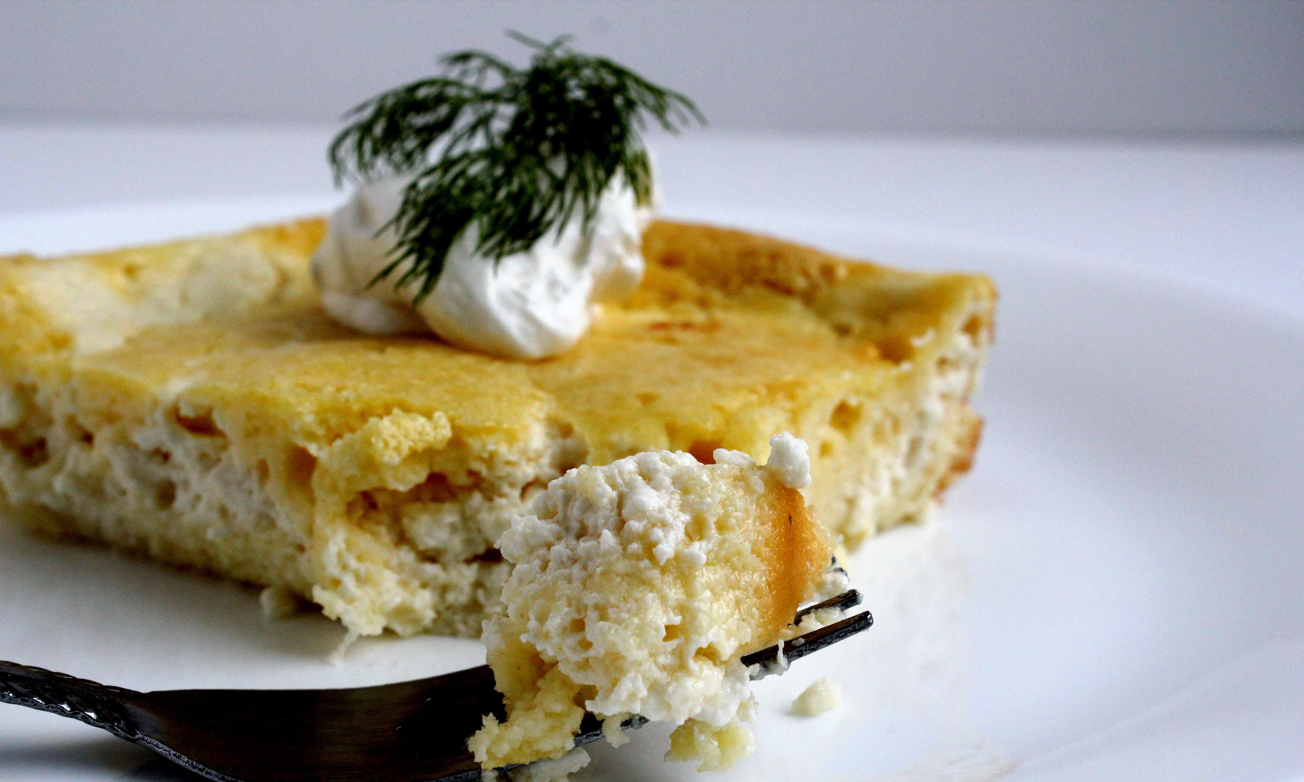 how to make vanilla souffle recipe