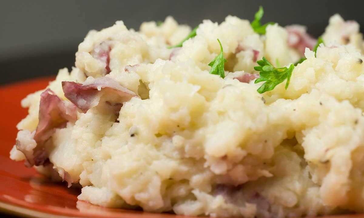 Smashed red potatoes with garlic kosher - Potatoes choose depending food want prepare ...