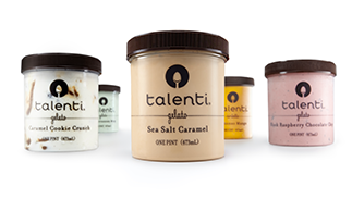 Talenti Gelato OU Kosher certification