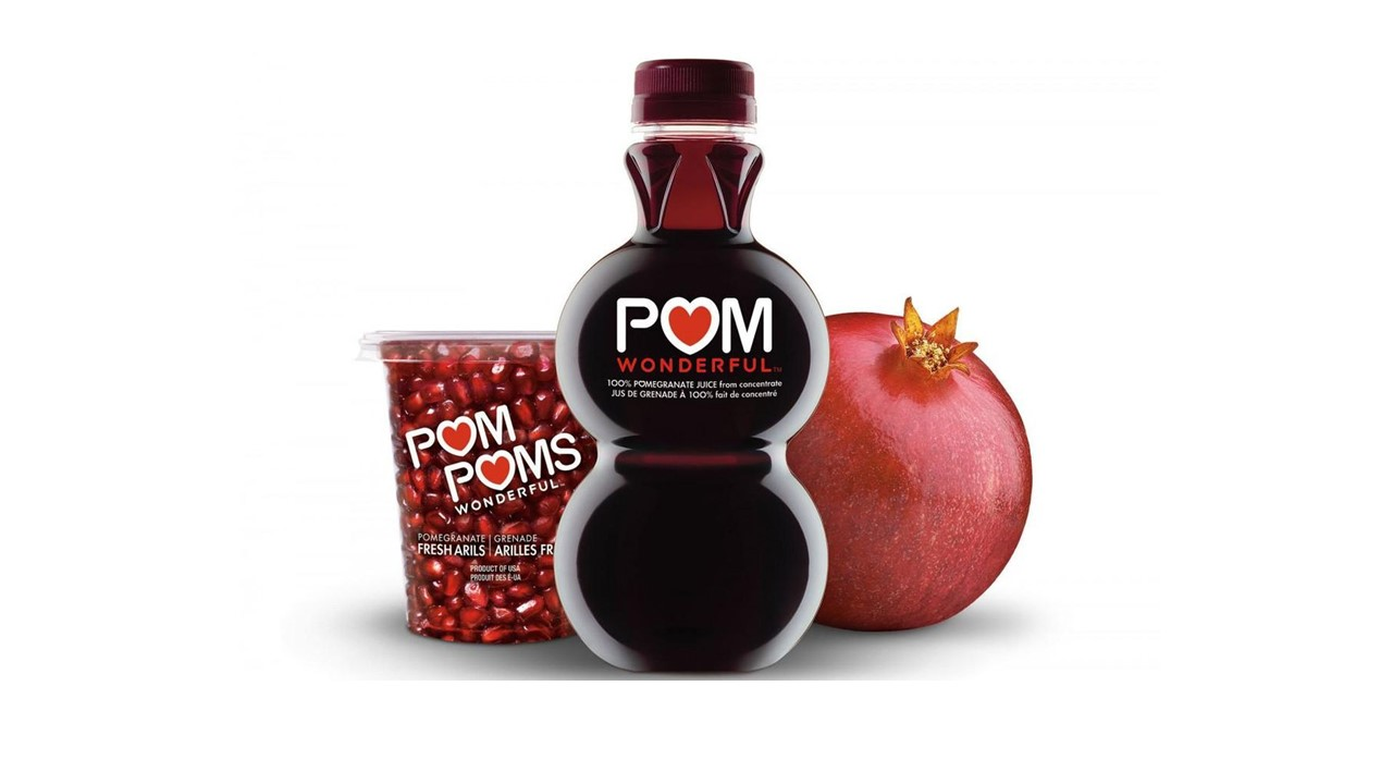 Pom Wonderful OU kosher certification