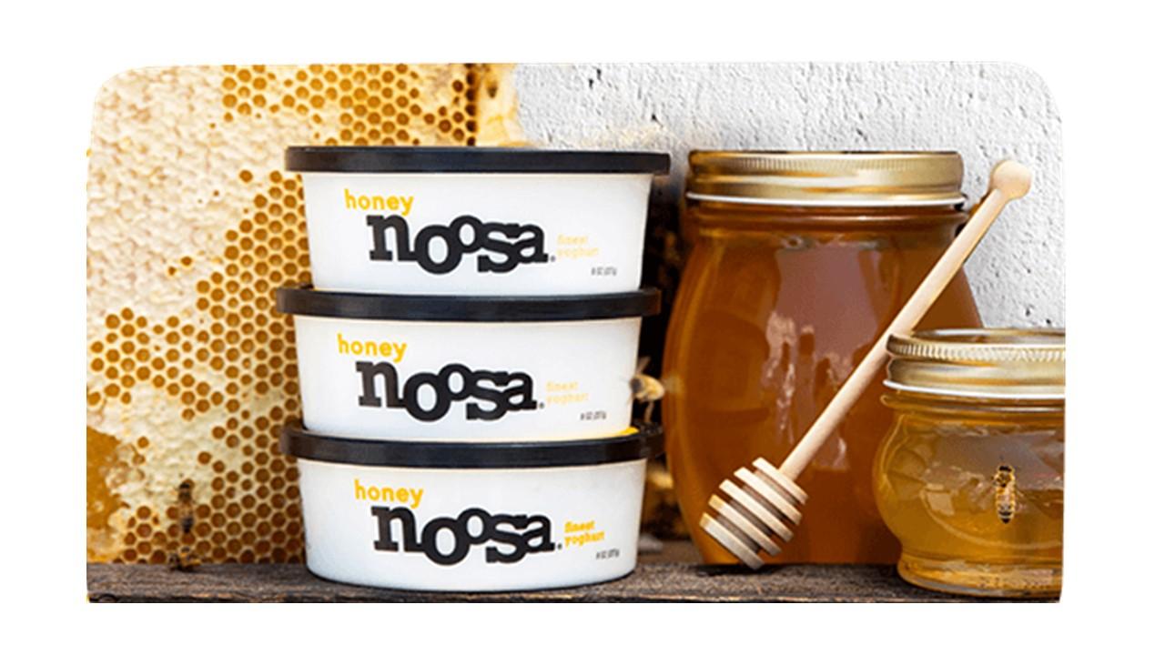 OU Kosher noosa honey