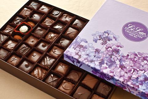 Li-lac Chocolates OU kosher certification