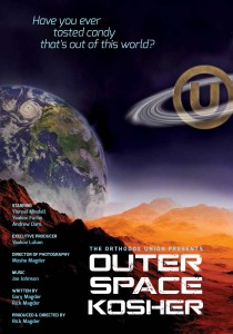 Outer Space Kosher DVD Cover