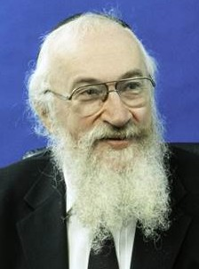 Rav Chaim Yisroel Belsky, zt'l