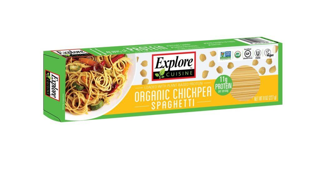 Explore Cuisine Spaghetti OU Kosher certification
