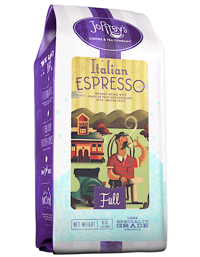 Joffrey's Espresso OU Kosher certification