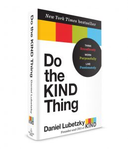 DoTheKindThing book