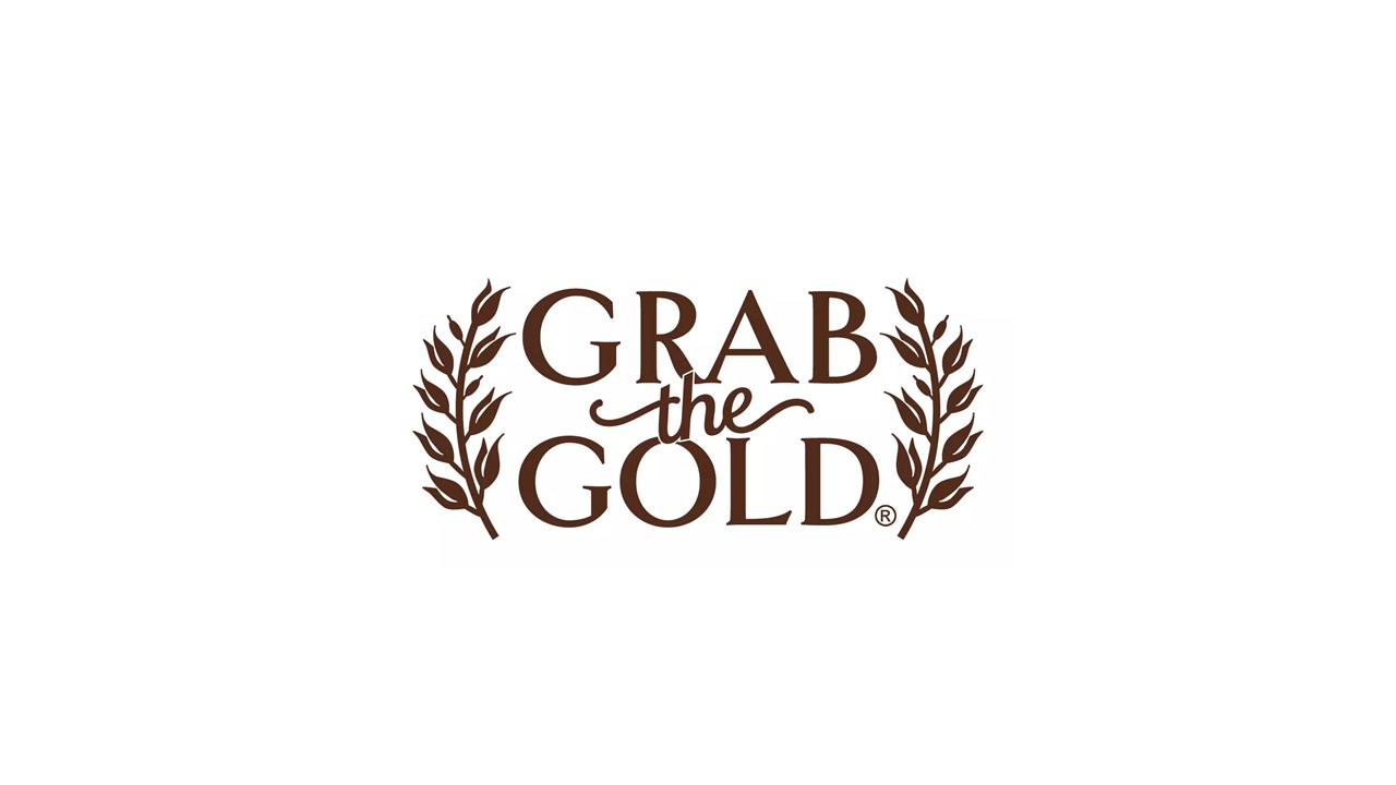 Grab The Gold logo