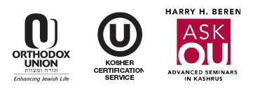 OU Kosher Certification Service and harry h. beren ask ou