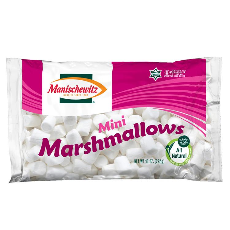 Mini Marshmallows From Manischewitz
