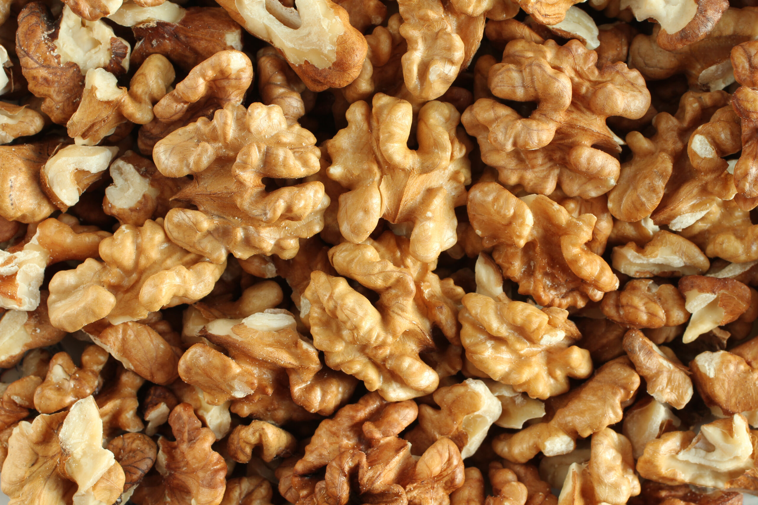 Walnuts are now being used as a protein base.