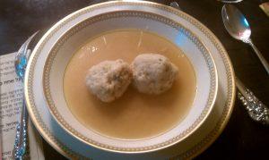 matzah balls ou kosher for pesach
