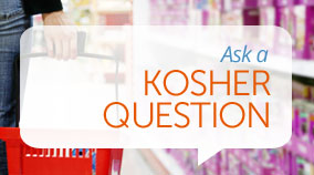 Ask a Kosher Question