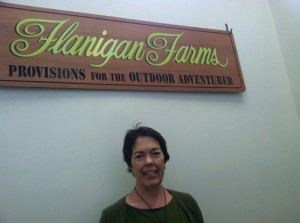 MONICA HEENAN, PRESIDENT AND CEO OF FLANIGAN FARMS
