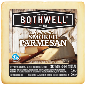 Smoked Parmesan Bothwell