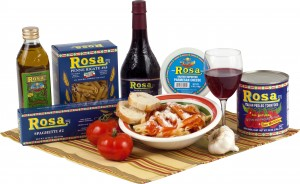 """OU Kosher Behind the Union Symbol - 2. Rosa Food Products, the brand of choice in Philadelphia, is """"Italy's best kept secret for over 100 years."""""""