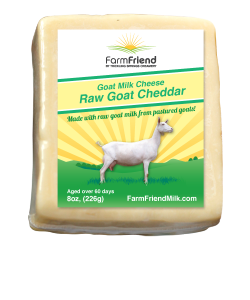 FarmFriend Goat Milk Cheese