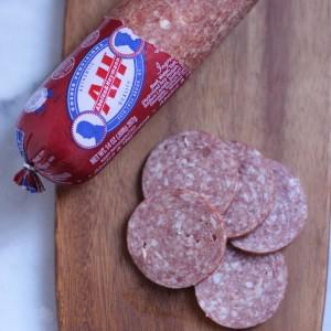A & H salami