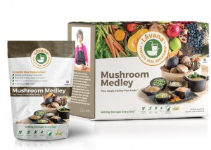 Mushroom Medley Box and Pouch