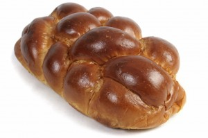 Challah Isolated